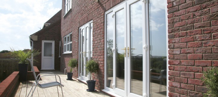 Example of french doors