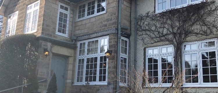 Flush Sash uPVC Windows
